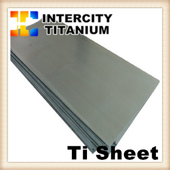 Titanium sheet metal