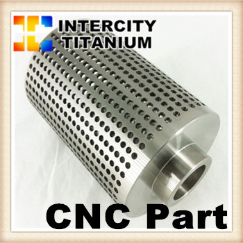 China Titanium cnc machined parts