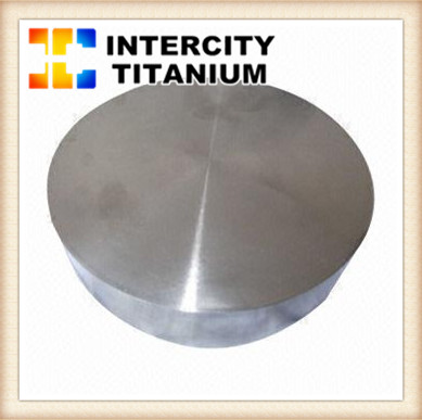customization titanium forging disc