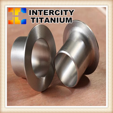 Titanium Lap Joint Stub End