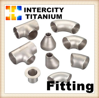 Titanium Nickel Zirconium fittings